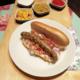 Bratwursti hot dog