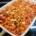 Gnocchi-raakamakkara vuoka