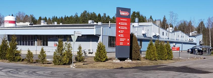 Rekrytointi, kesätyöpaikkahaku Wurstin toimitilat Järvenpäässä